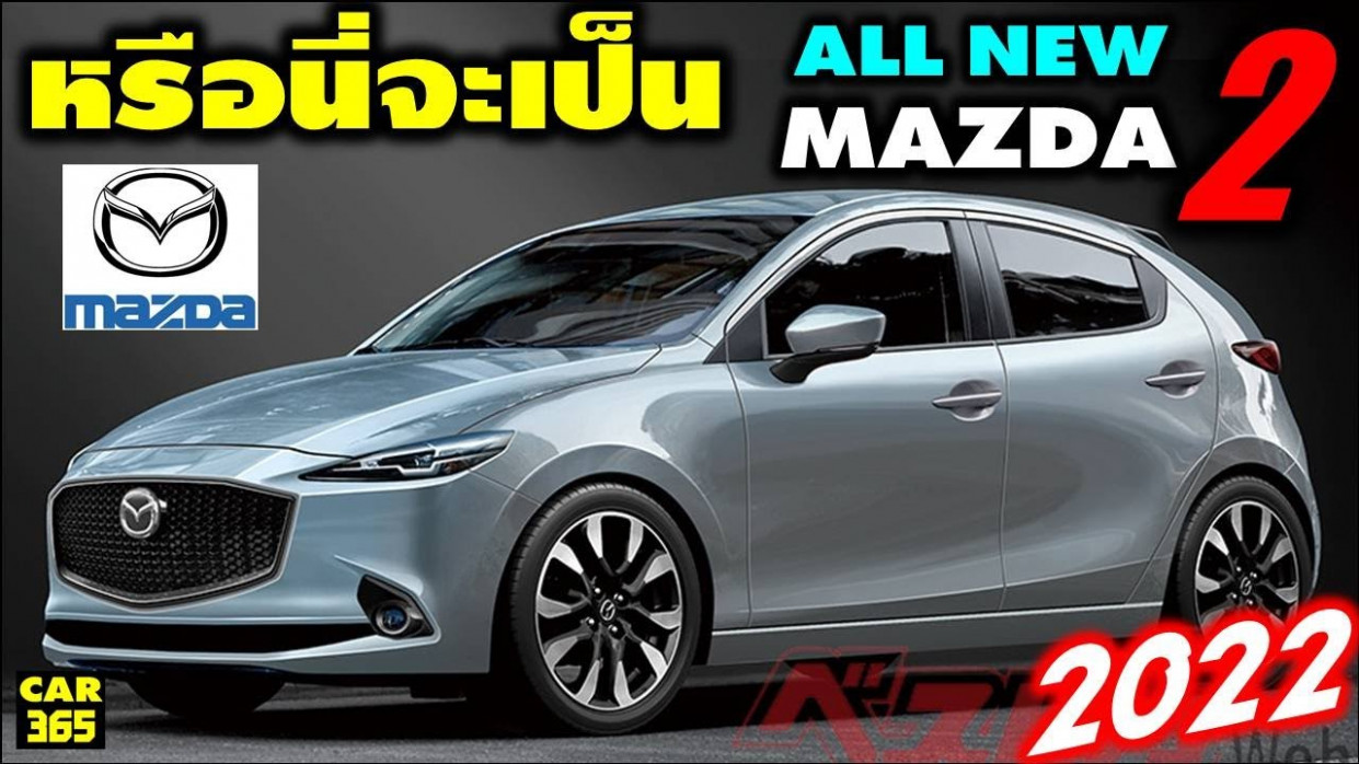 Price and Release date All New Mazda 2 2022