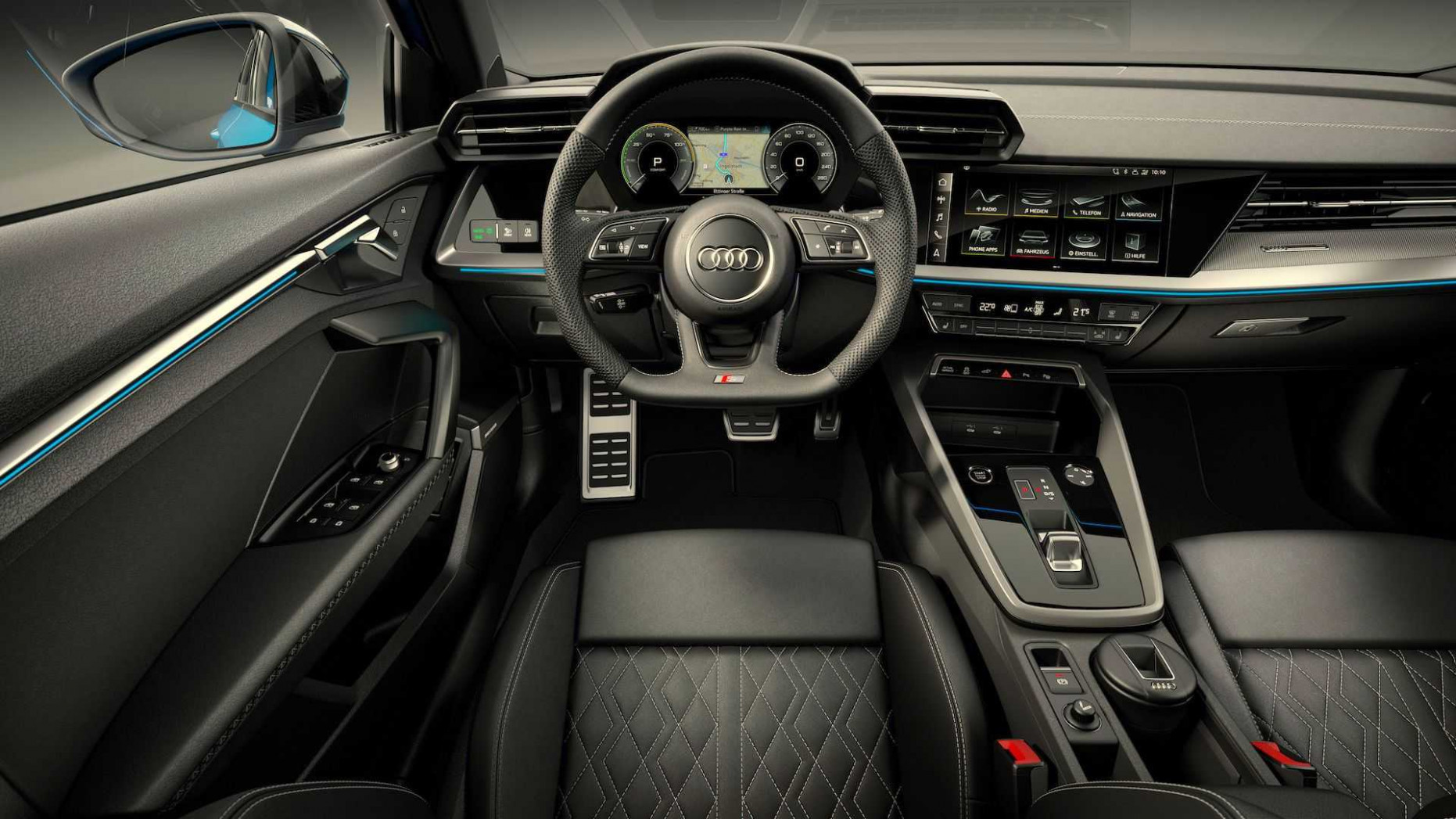 Configurations Audi Plug In Hybrid 2022