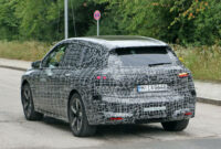 Release BMW Electric Suv 2022