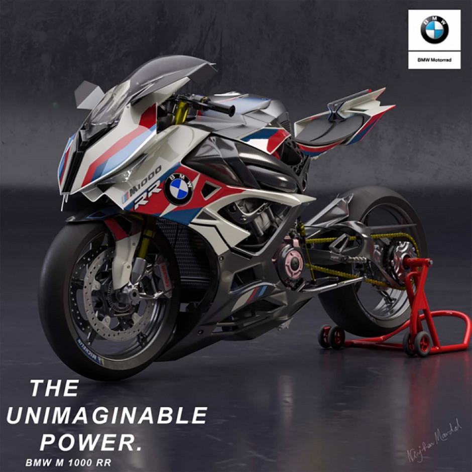 Spesification BMW S1000Rr 2022 Price
