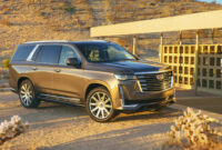 concept and review cadillac x6 2022