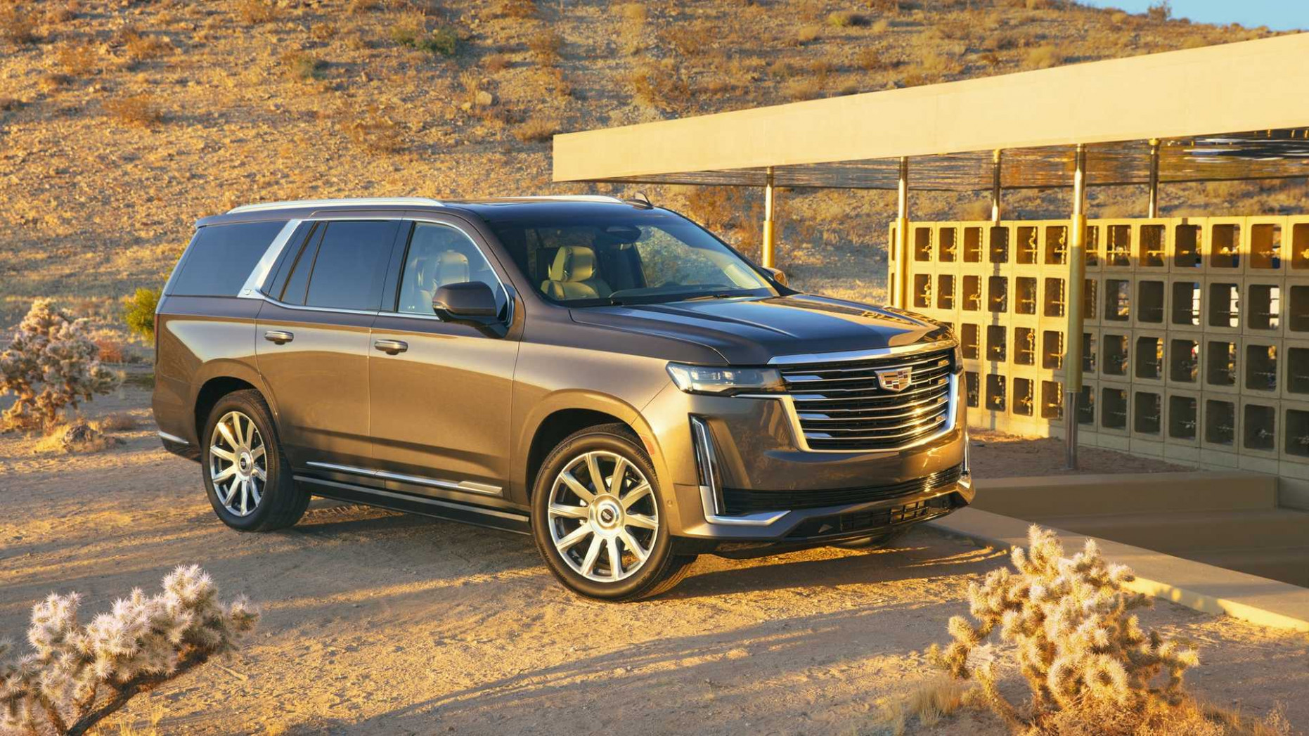 Images Cadillac X6 2022