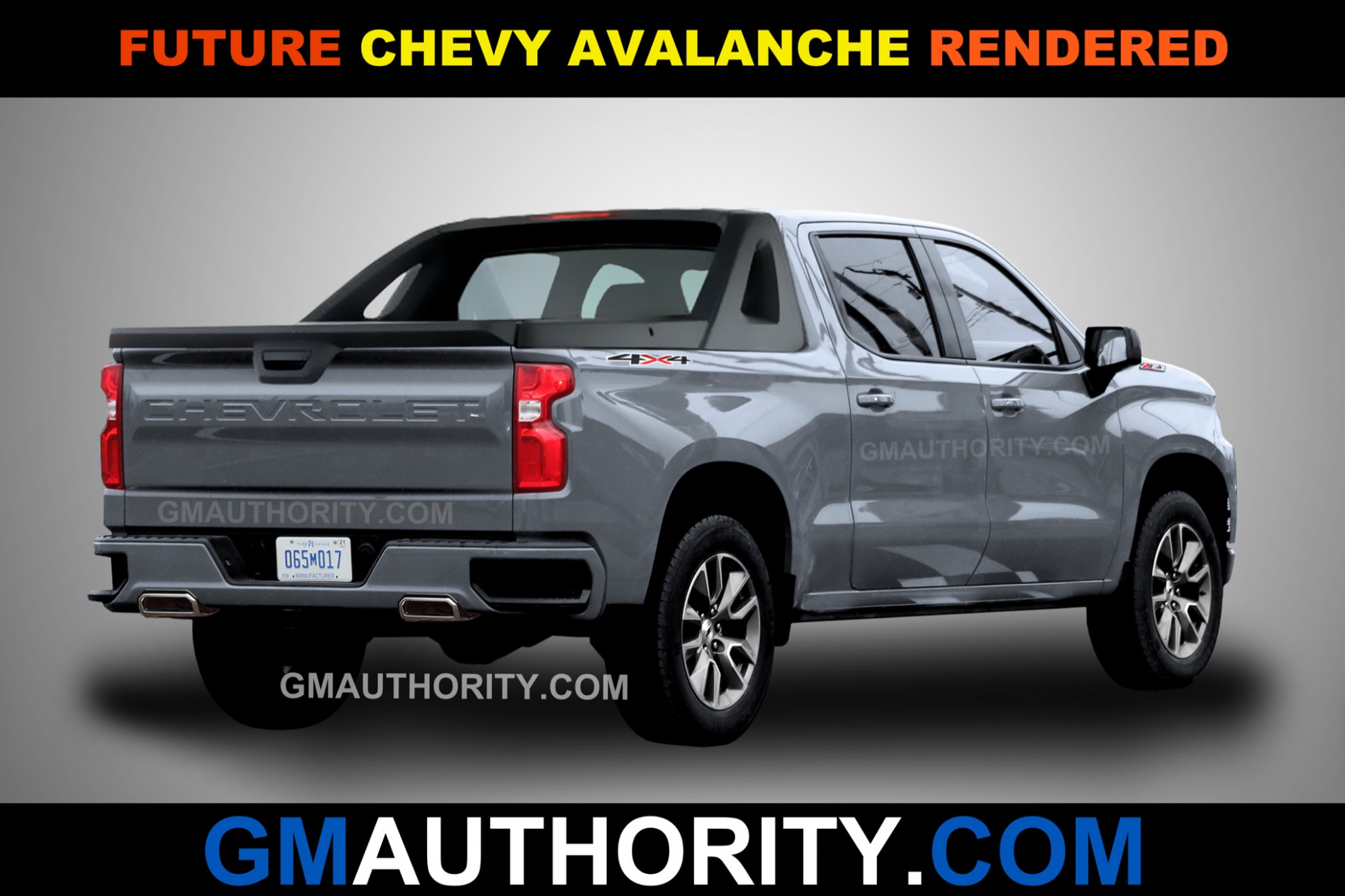 Style Chevrolet Avalanche 2022