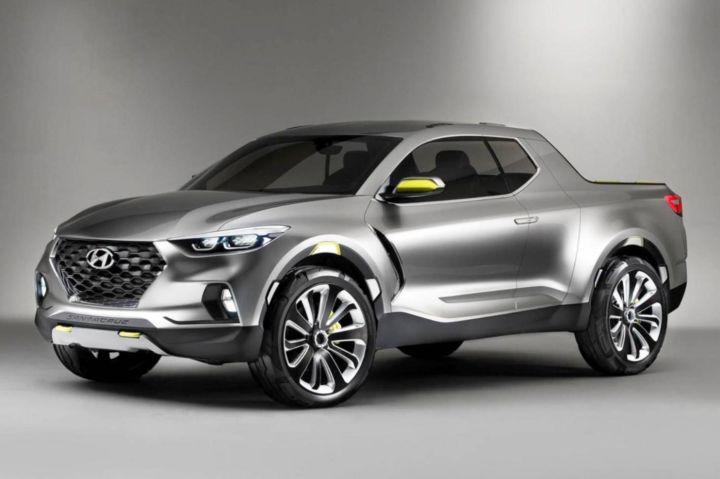 Model Hyundai Ute 2022