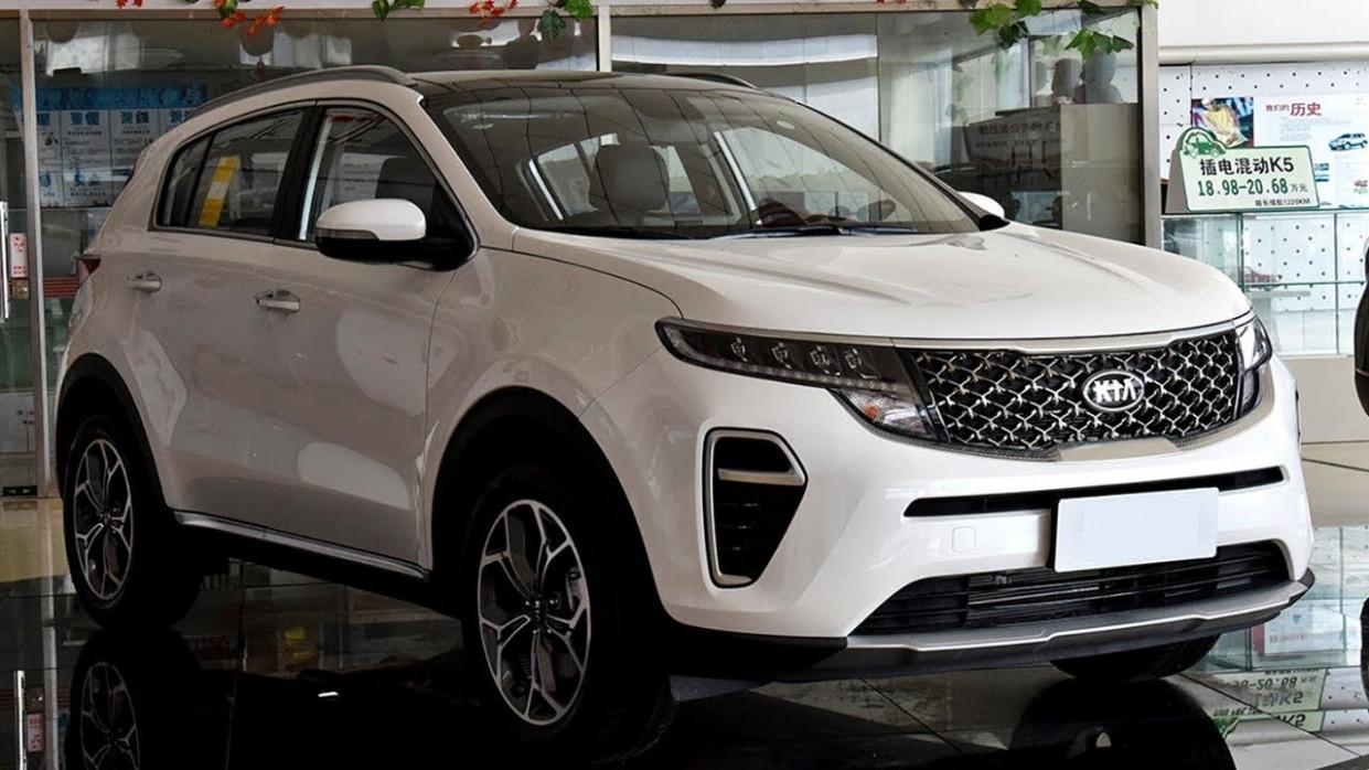 Reviews Kia Sportage 2022 Model