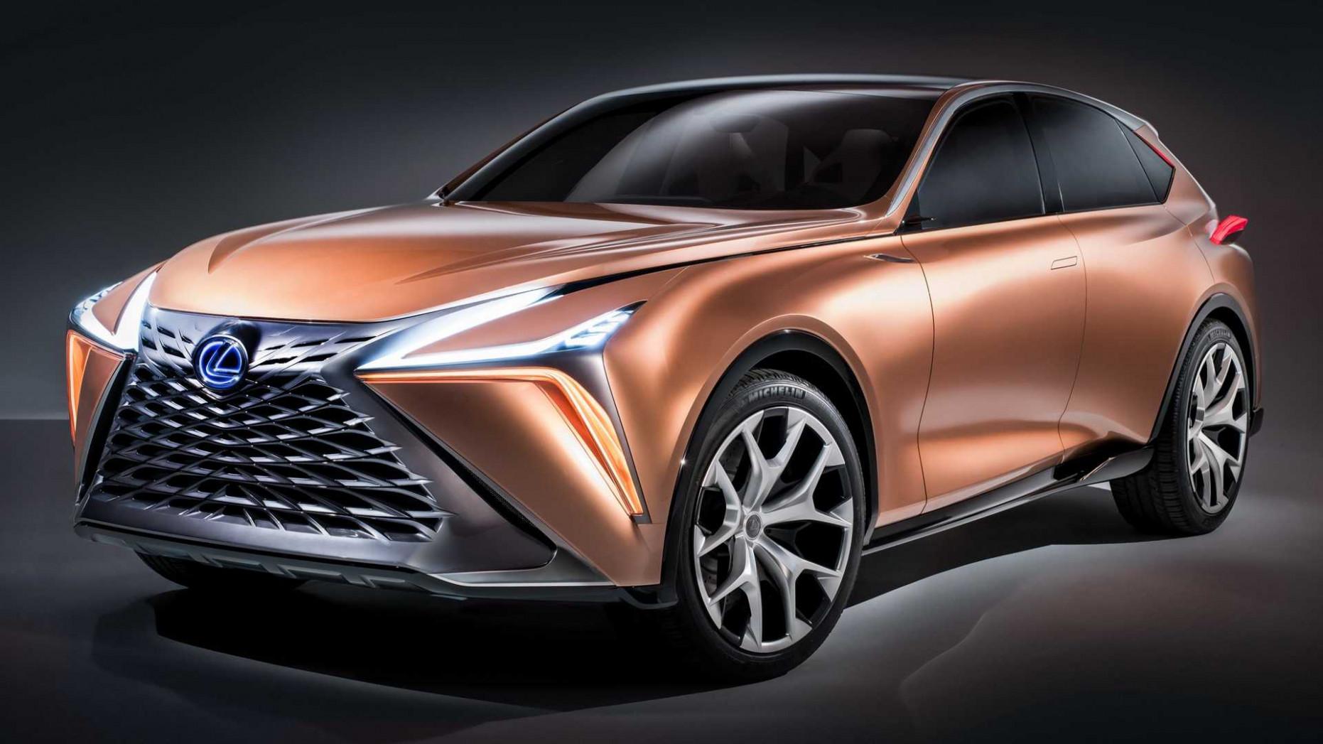 Concept Lexus Gs 2022
