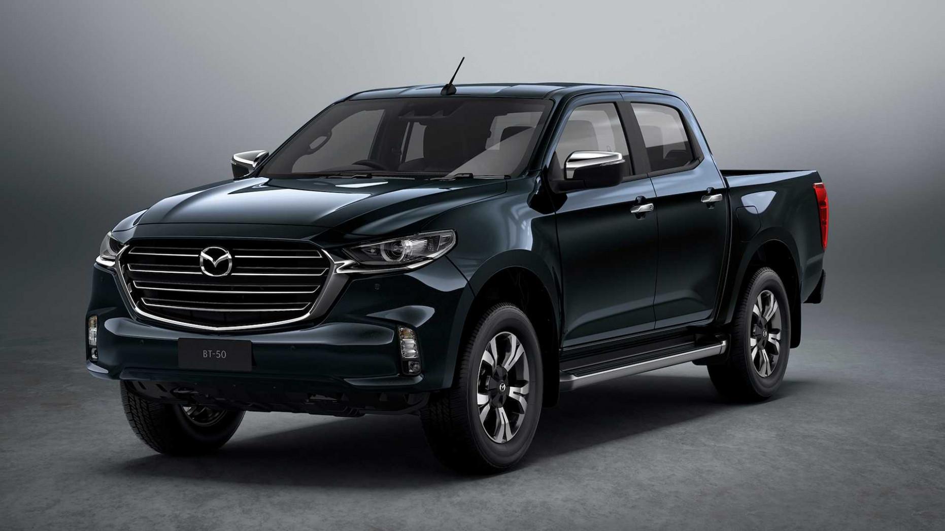 Reviews Mazda Bt 50 2022 Model