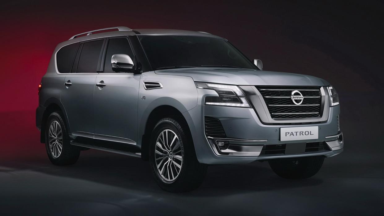 Rumors Nissan Patrol Facelift 2022