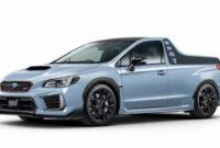 concept and review subaru baja truck 2022