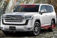 concept and review toyota new land cruiser 2022