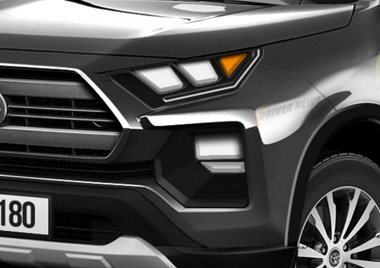 Performance Toyota New Land Cruiser 2022
