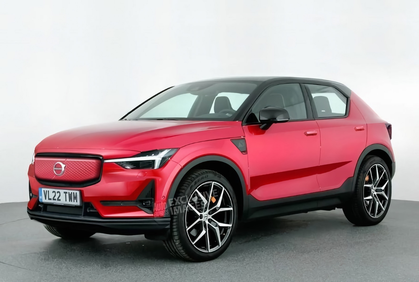 First Drive Volvo Xc40 2022