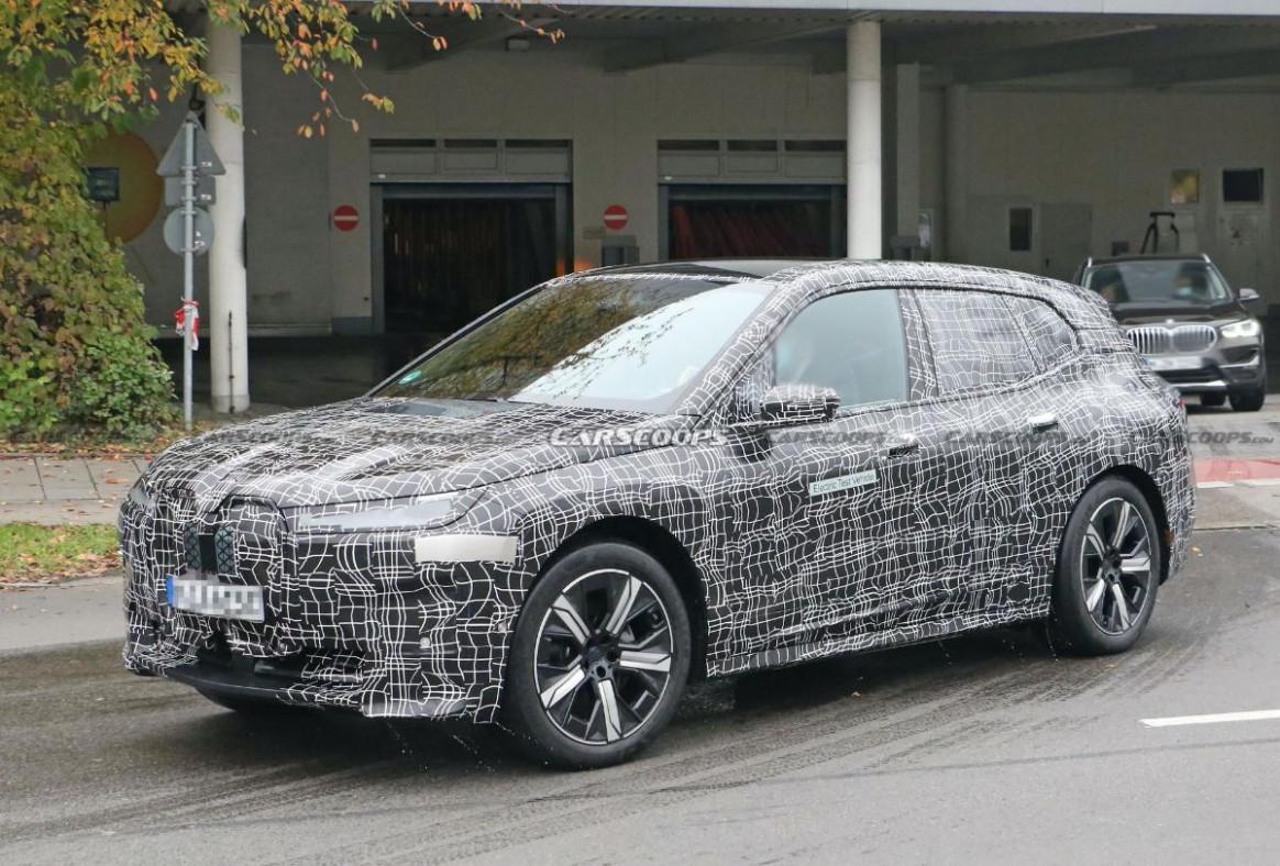 Specs BMW Edrive 2022