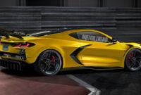 Release Date Chevrolet Corvette Zr1 2022