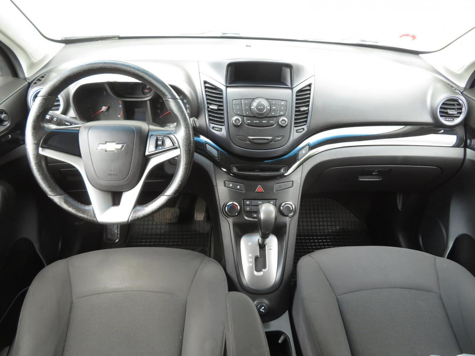Reviews Chevrolet Orlando 2022