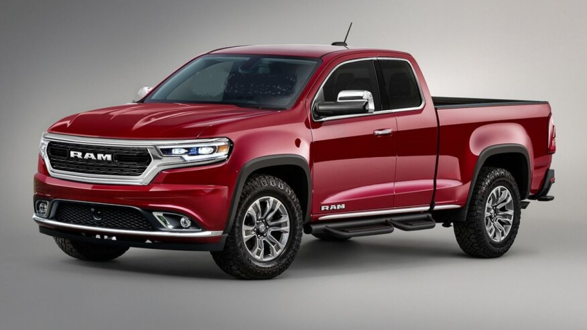 Redesign and Concept Dodge Ram 2022 Models