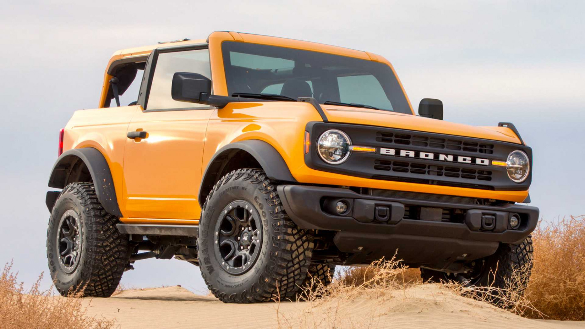 Price and Review Ford Bronco 2022 Uk