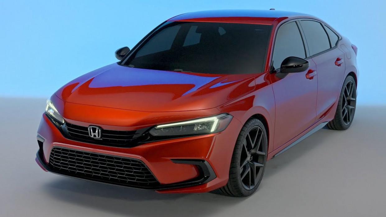 Price Honda Civic 2022 Youtube