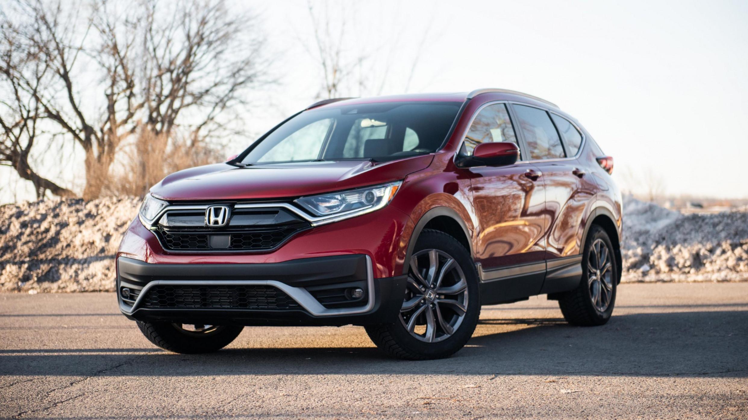 Photos Honda Crv 2022