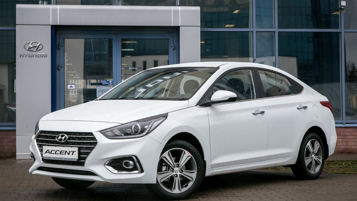 Price Hyundai Accent 2022