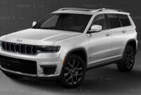 concept jeep cherokee limited 2022