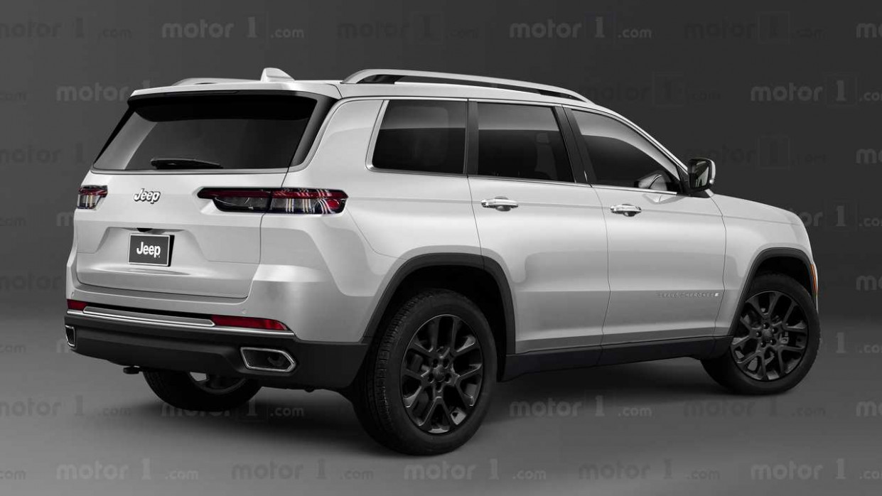 Redesign Jeep Cherokee Limited 2022