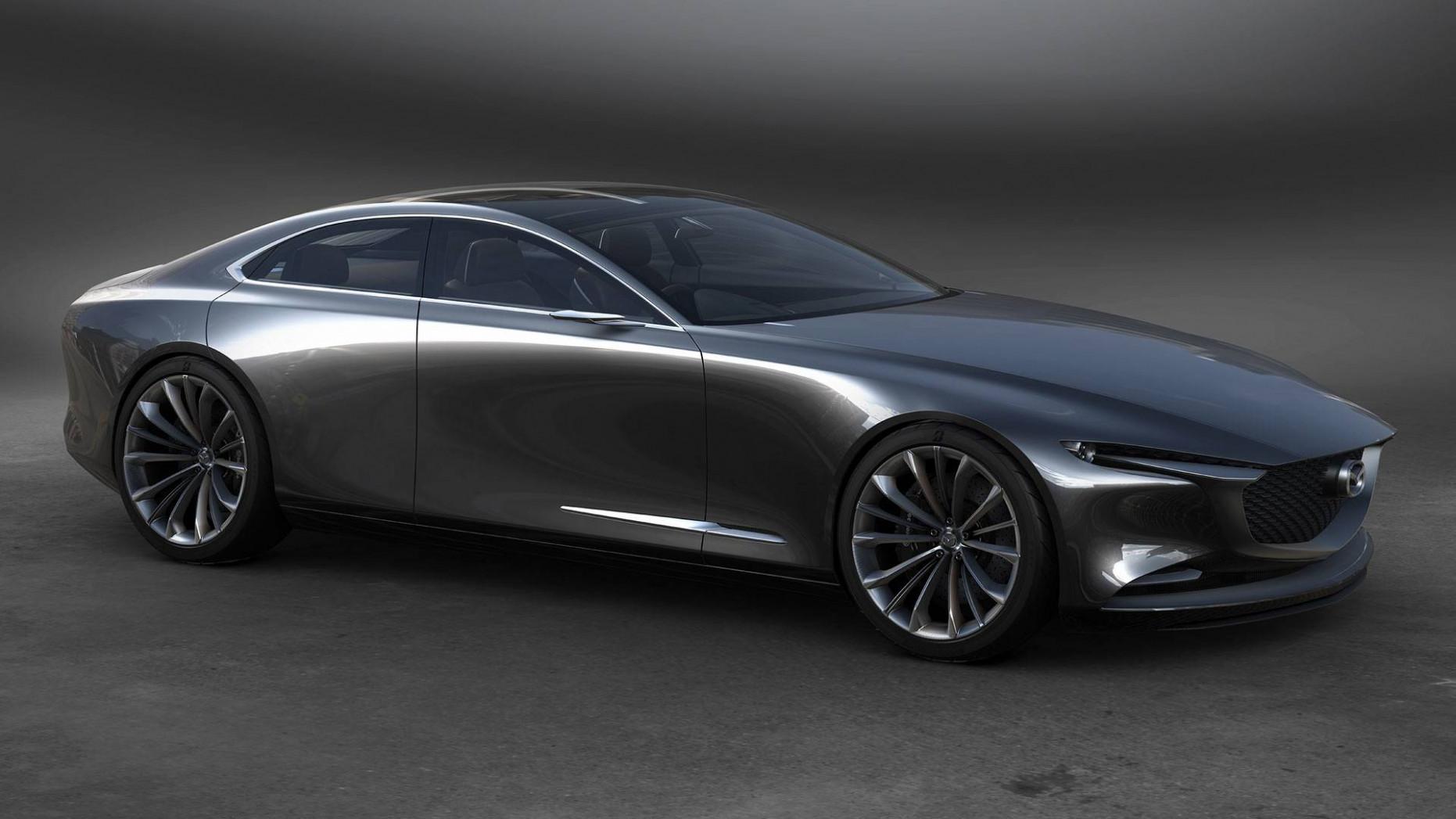 Model Mazda 6 2022 Interior