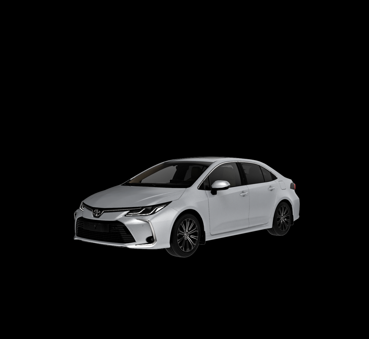 Overview Toyota Egypt Corolla 2022
