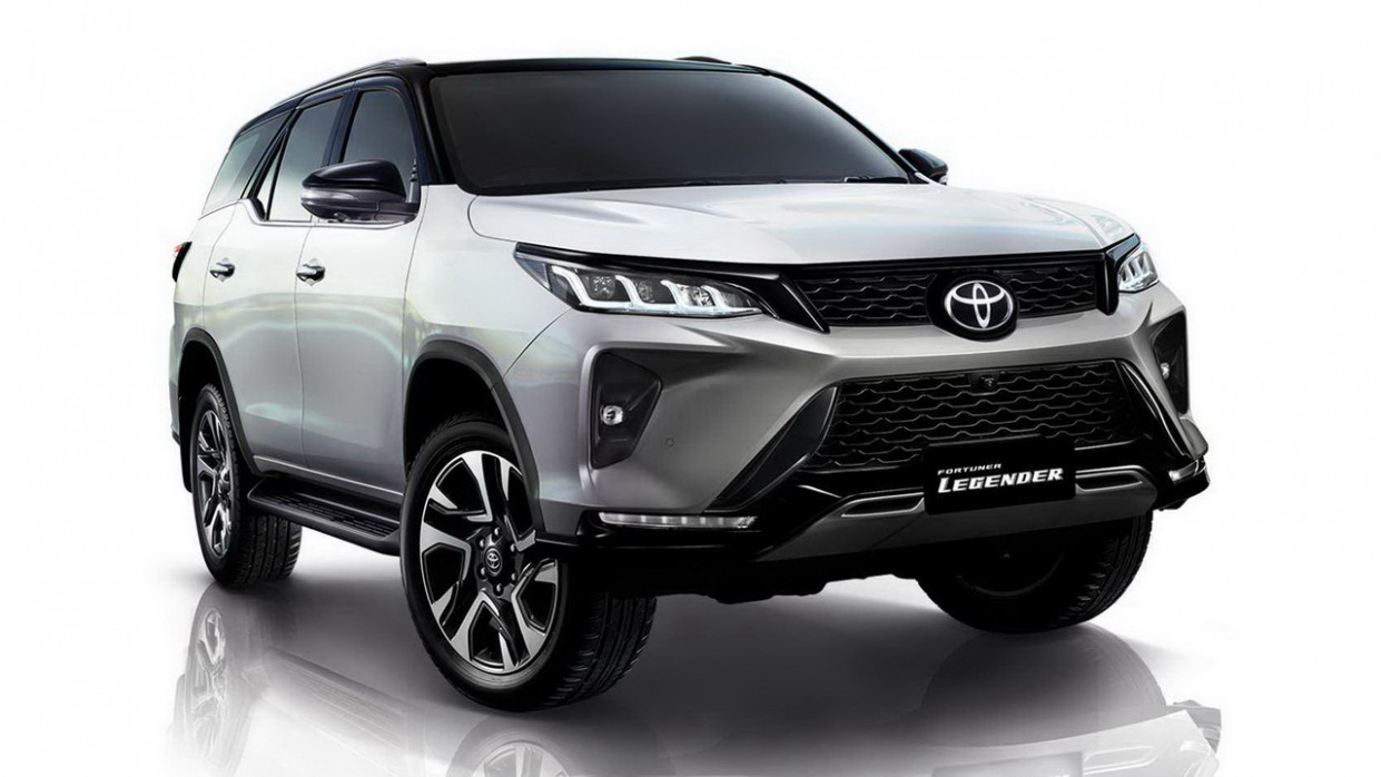 Spesification Toyota New Fortuner 2022