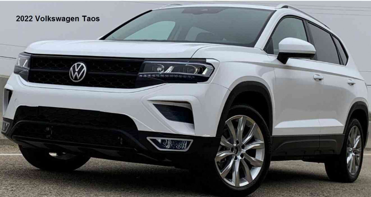 Specs and Review Volkswagen New Suv 2022