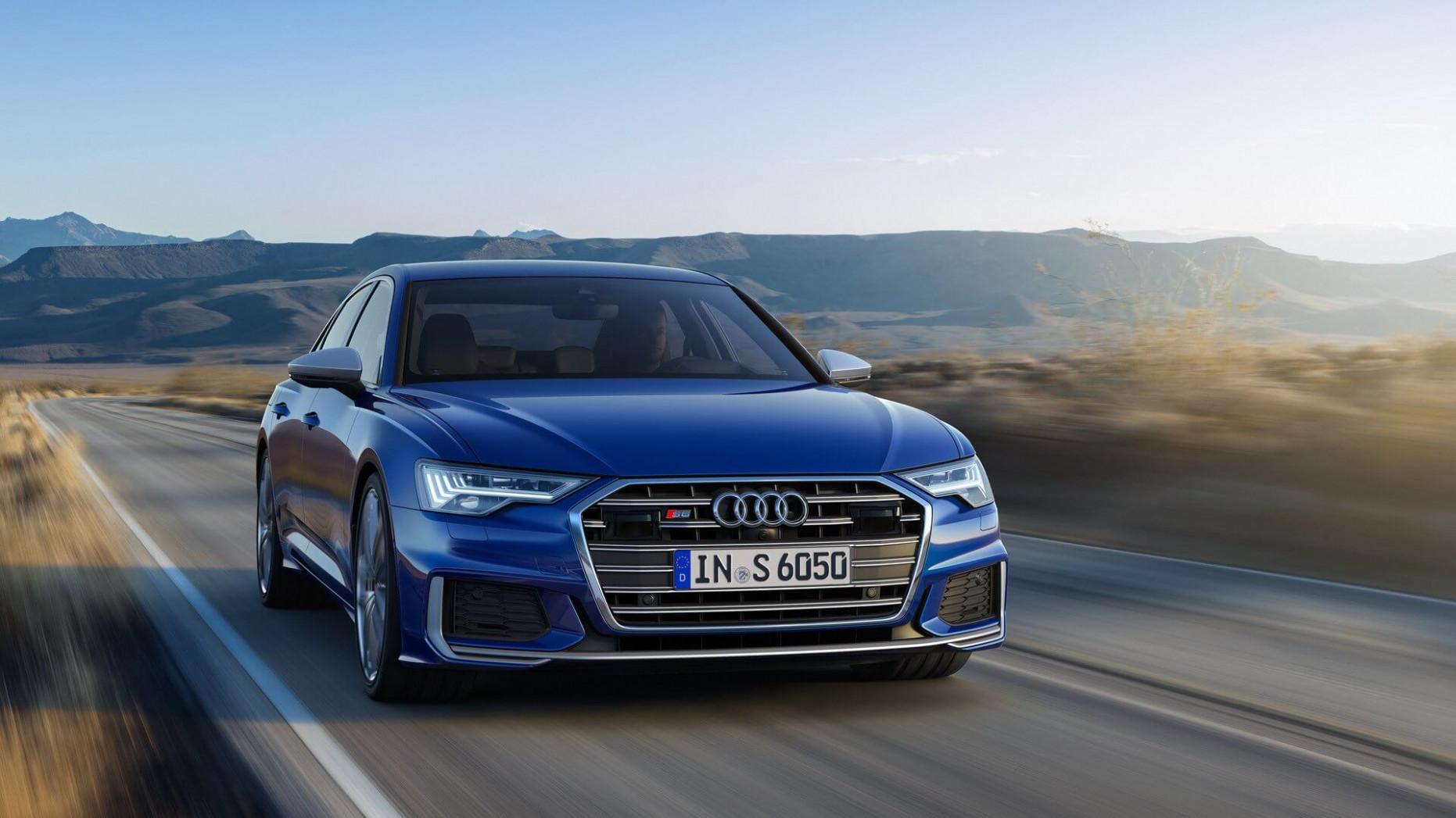 Configurations 2022 Audi S6