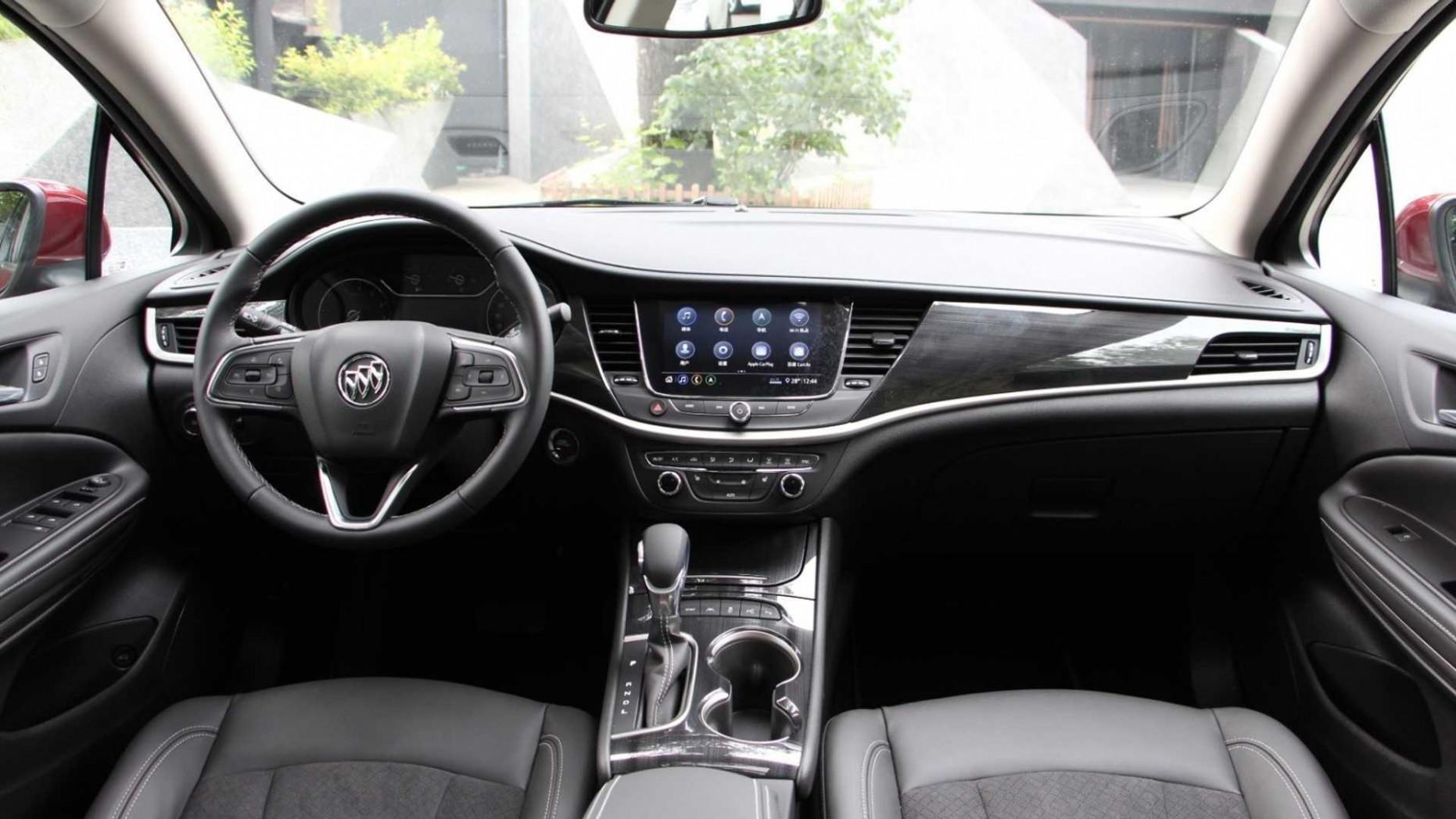 Overview 2022 Buick Verano