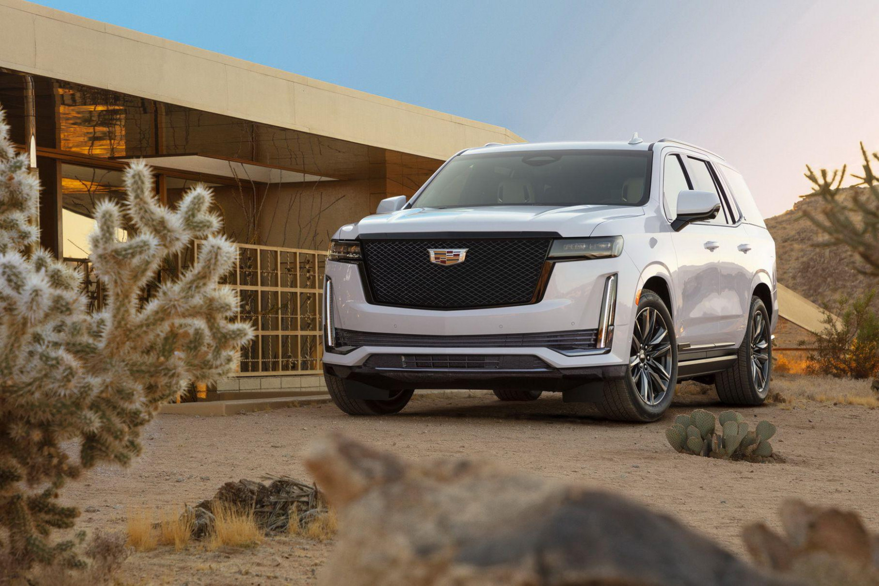 Ratings 2022 Cadillac Escalade Platinum
