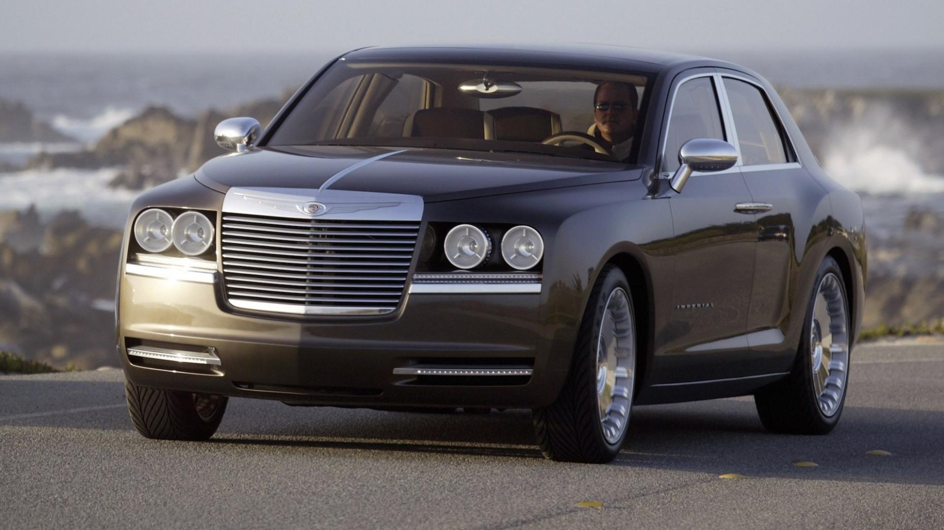 Interior 2022 Chrysler 100 Sedan