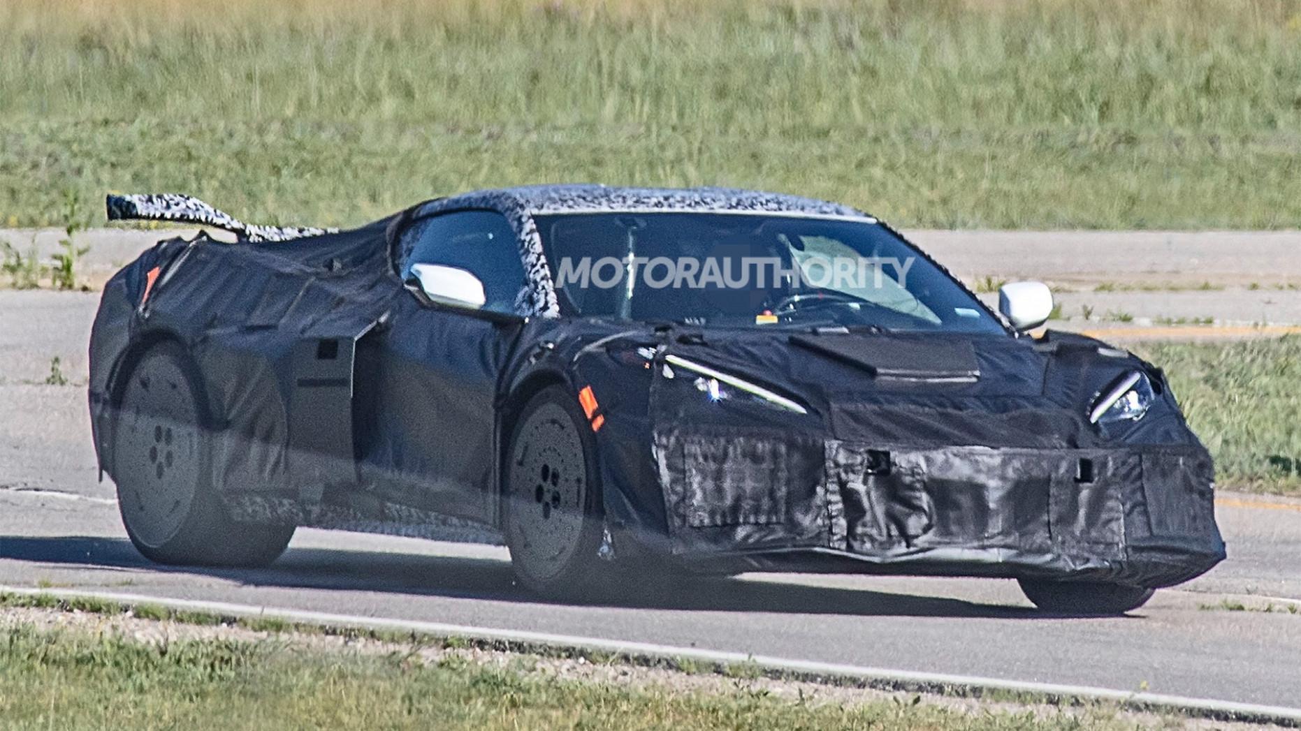 Release Date 2022 Corvette Z07