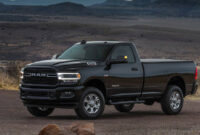 Configurations 2022 Dodge Ram 2500 Cummins