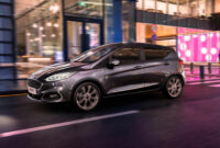 configurations 2022 ford fiesta