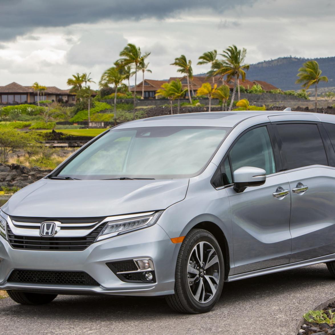 Reviews 2022 Honda Odyssey