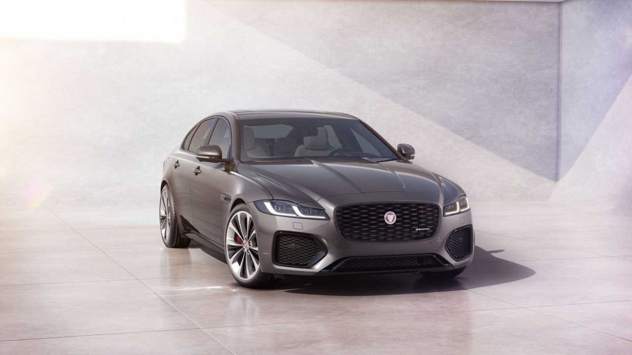 New Model and Performance 2022 Jaguar Xf Rs