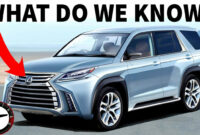 Release 2022 Lexus Gx Spy Photos