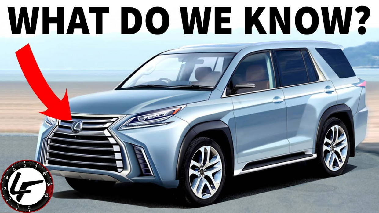 New Model and Performance 2022 Lexus Gx Spy Photos