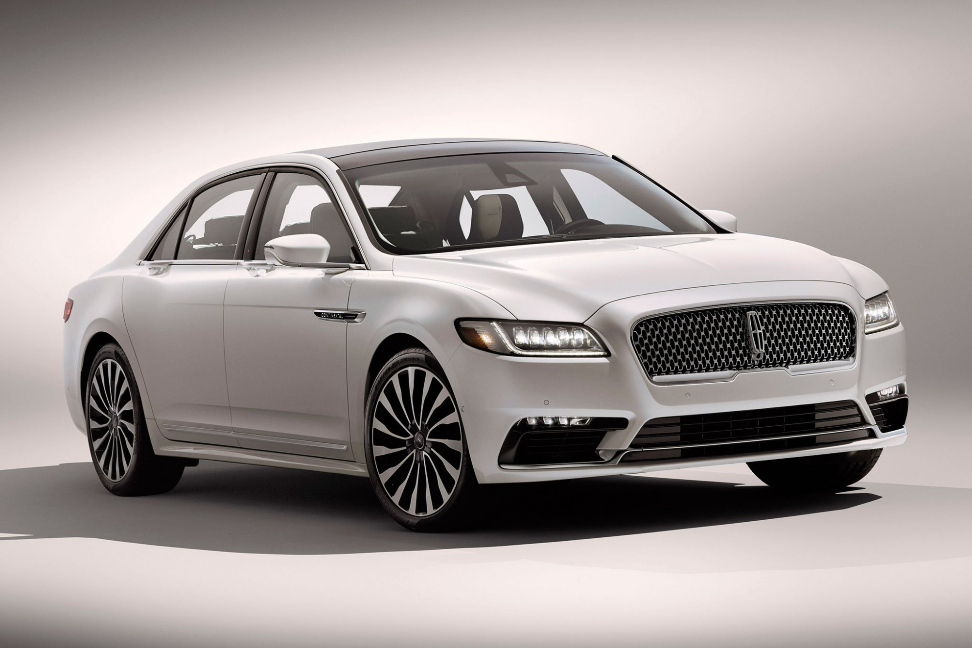 History 2022 Lincoln Continental