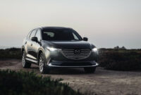 Redesign and Concept 2022 Mazda CX-9s