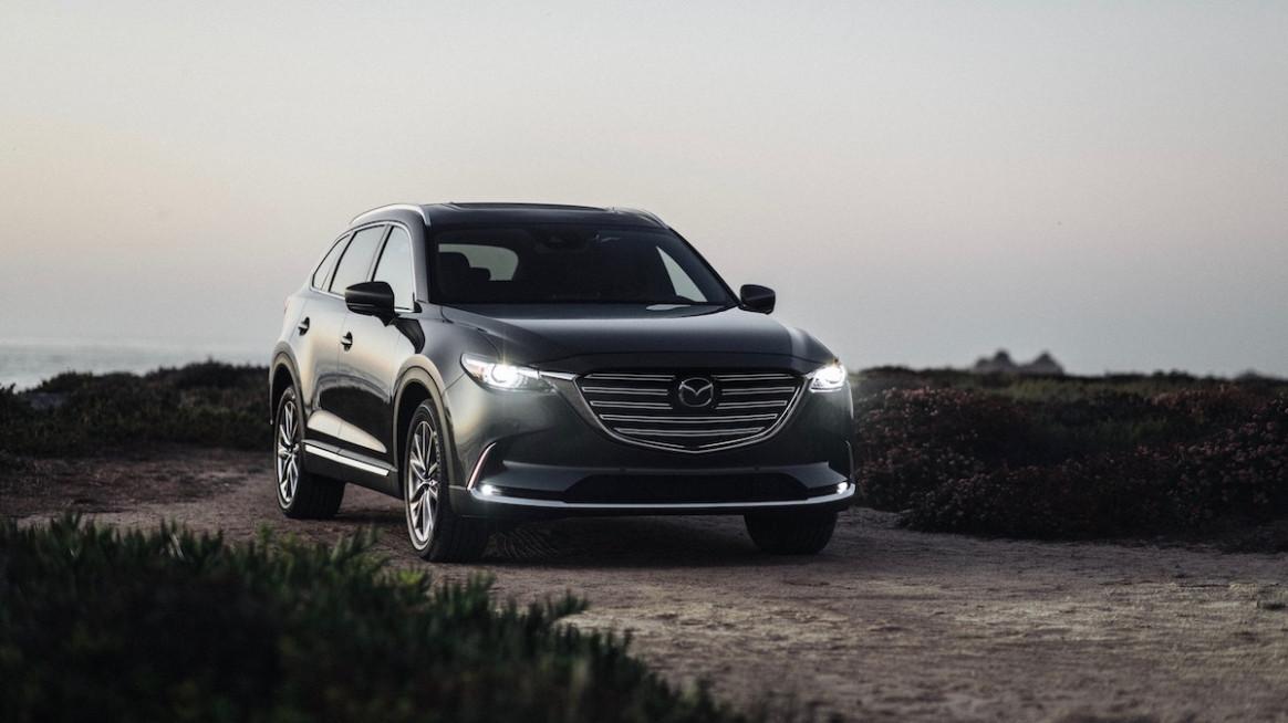 Configurations 2022 Mazda CX-9s