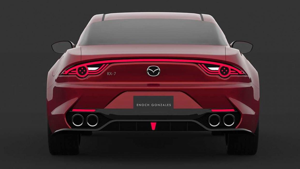 Style 2022 Mazda RX7s