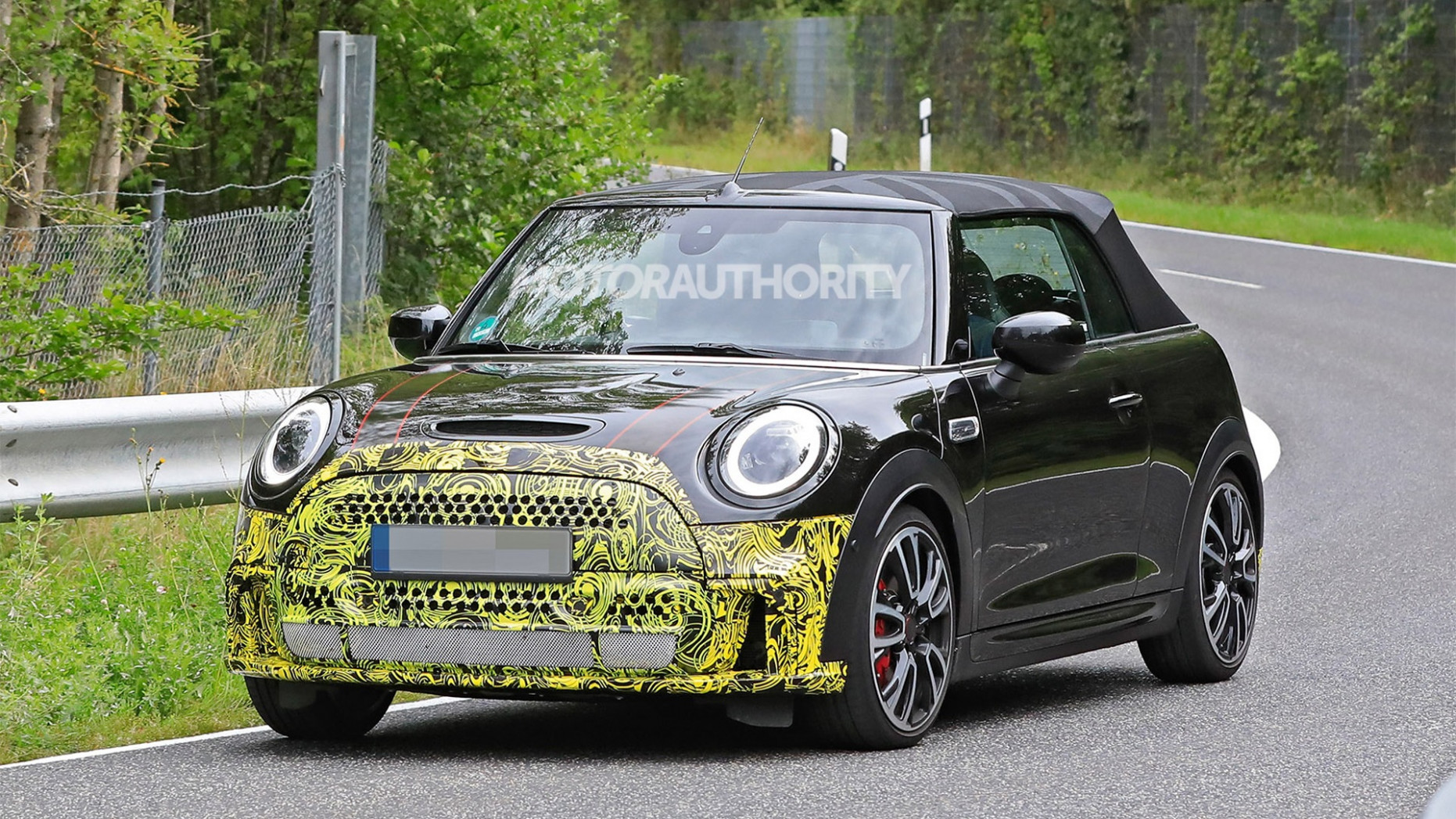 Review 2022 Mini Cooper Convertible S