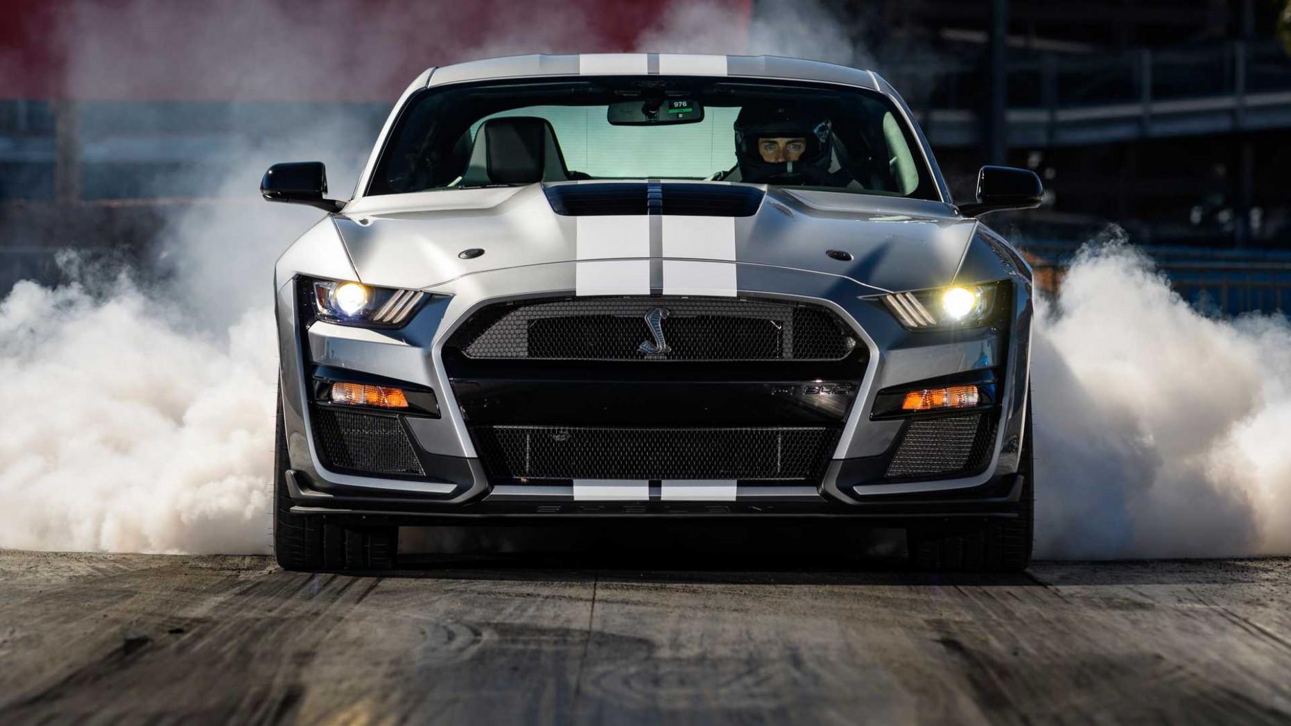 Concept 2022 Mustang Gt500