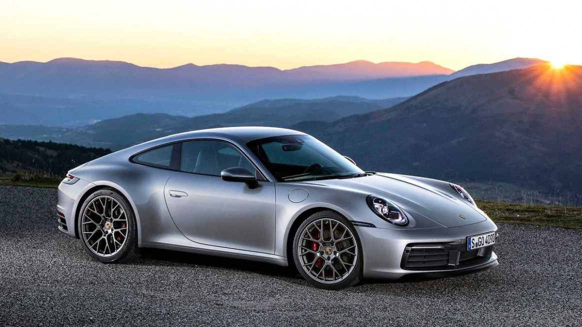 Picture 2022 Porsche 911