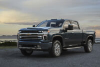 Redesign and Review 2022 Silverado Hd