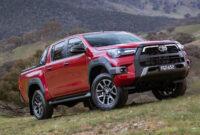 Model 2022 Toyota Hilux